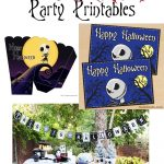 Musings Of An Average Mom: Nightmare Before Christmas Party   Free Printable Nightmare Before Christmas Birthday Invitations