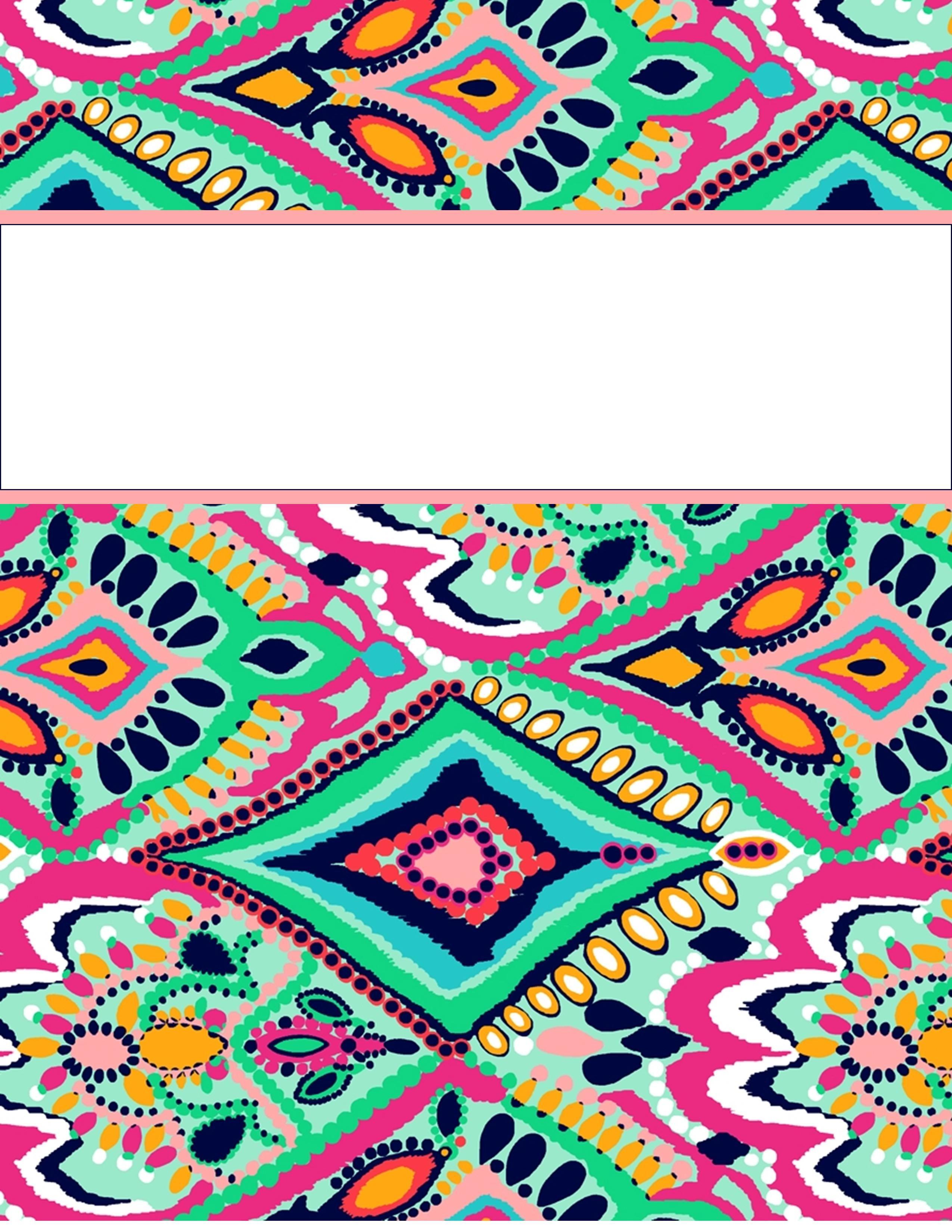 My Cute Binder Covers | Nursing School | Pinterest | Binder Cover - Cute Free Printable Binder Covers