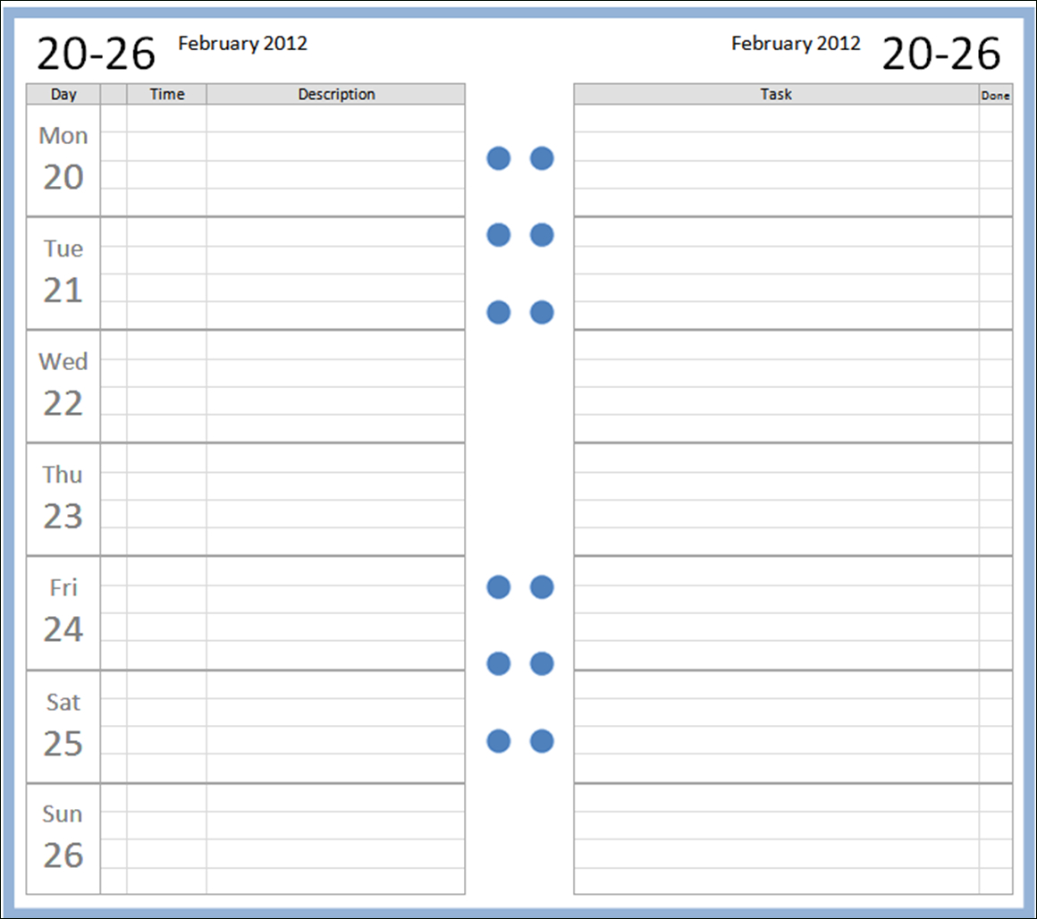 My Life All In One Place: Free Diary Pages - Free Printable Diary Pages