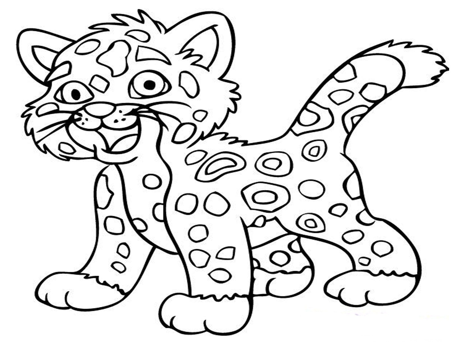 New Coloring Book Pages Of Animals Nice Design #30520 - Free Coloring Pages Animals Printable
