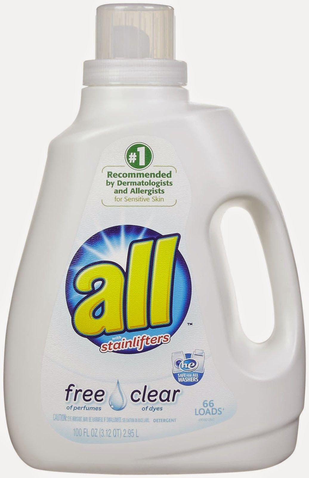New #coupon ~ Save $1.00/1 All Laundry Detergent | Coupons | Laundry - Free Detergent Coupons Printable
