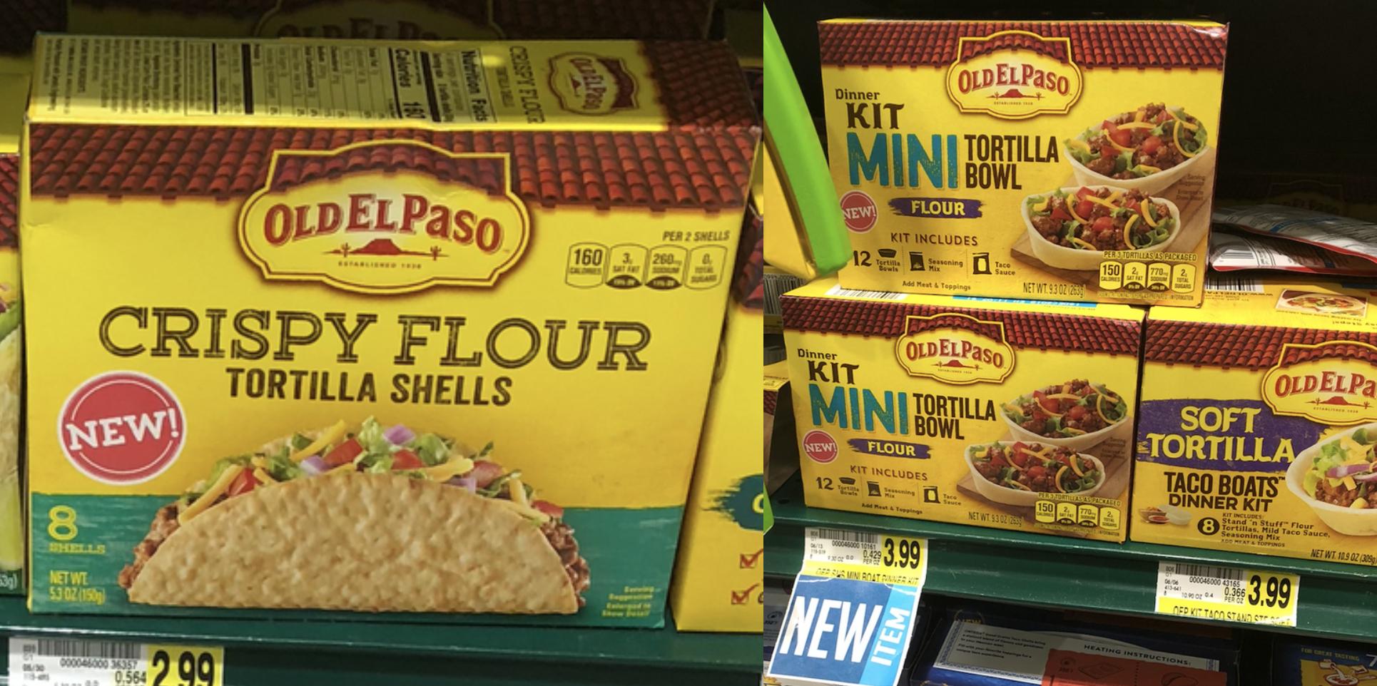 New Old El Paso Coupons - Moola Saving Mom - Free Printable Old El Paso Coupons