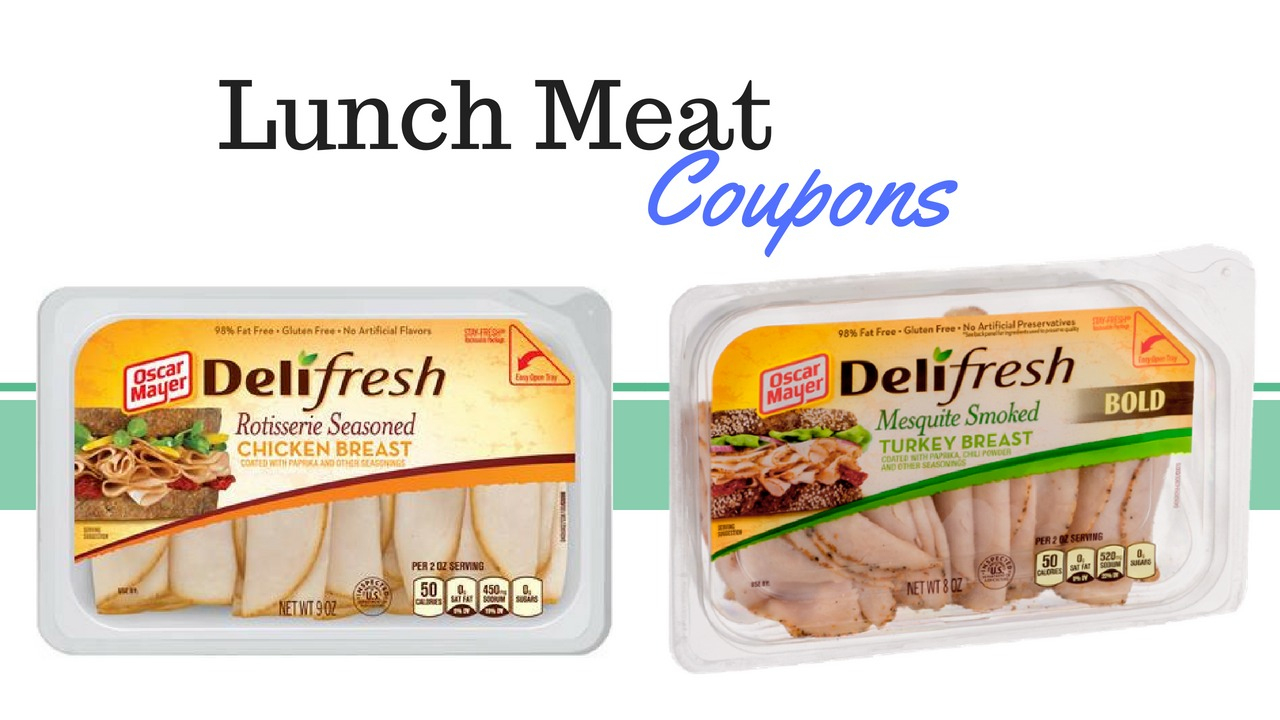 New* Oscar Mayer Deli Fresh Lunch Meat Coupon :: Southern Savers - Free Printable Oscar Mayer Coupons
