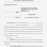 No Fault Divorce Nj Forms Is So Famous, But | Form Information   Free Printable Nj Divorce Forms
