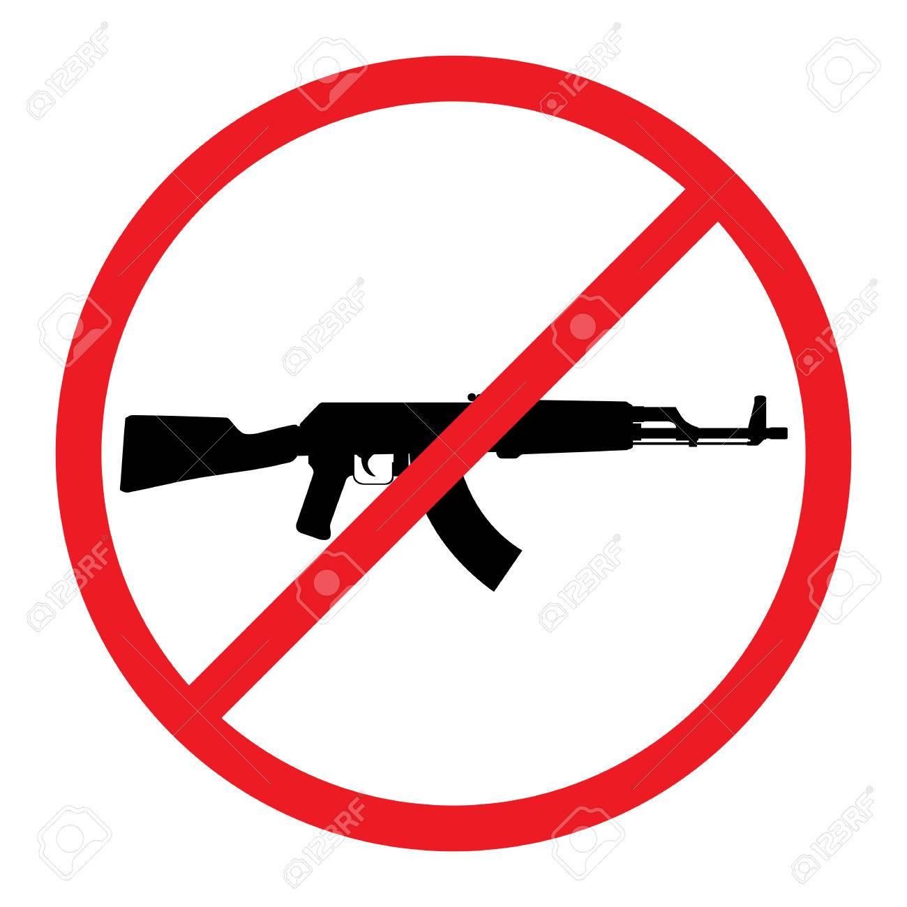 No Guns Symbol - Www.naturalrugs.store • - Free Printable No Guns Allowed Sign