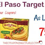 Old El Paso Coupon + *hot* Target Deal! $0.75 Taco Shells And $0.75   Free Printable Old El Paso Coupons