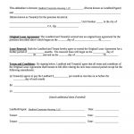 Online Samples Rental Agreements 650*841   Pet Addendum To Rental   Free Printable Pet Addendum