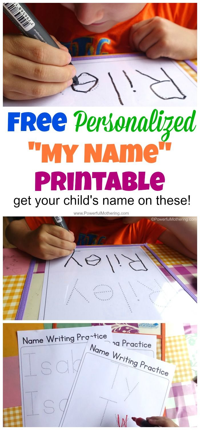 Perfect For Preschool Name Tracing Worksheets And Name Learning - Free Printable Name Tracing Worksheets