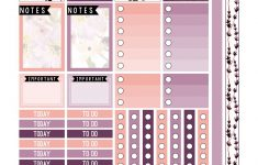 Happy Planner Free Printable Stickers