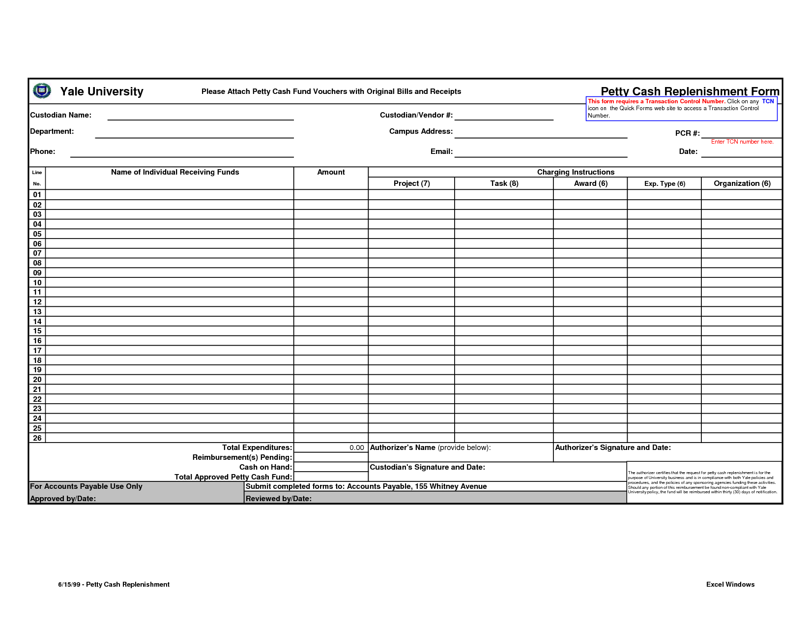 Petty Cash Form Template Excel | Tips | Resume Template Free, Resume - Free Printable Petty Cash Template