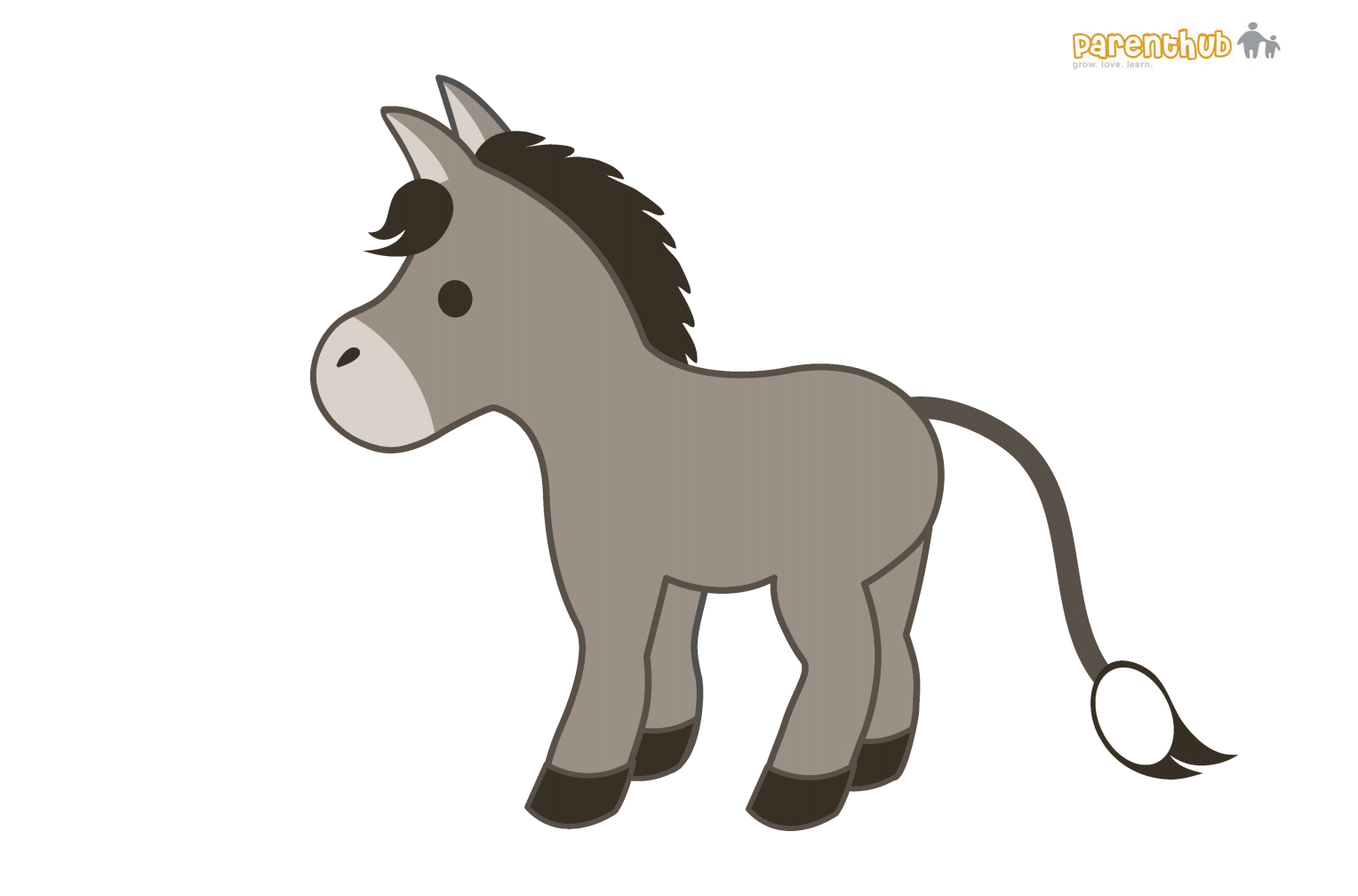 Pin The Tail Printables | Tefl | Pinterest | Printables, The Donkey - Pin The Tail On The Donkey Printable Free