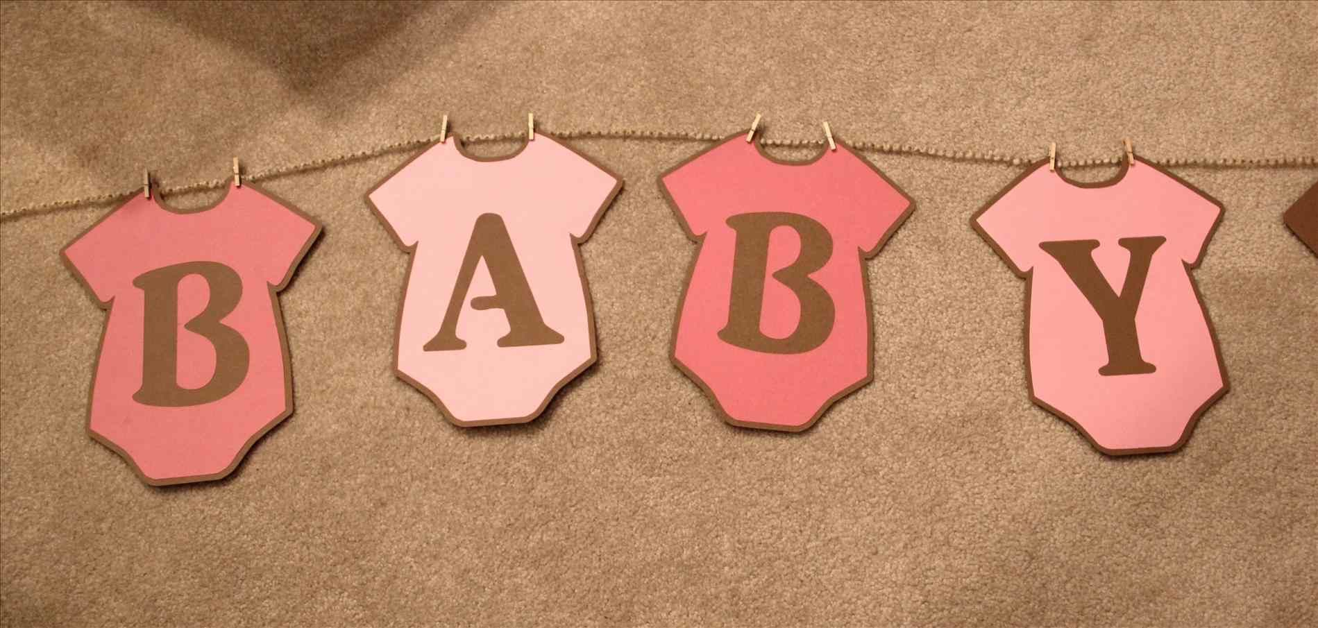 Pincandace Smith On Beth's Baby Shower | Pinterest | Baby Shower - Free Printable Baby Shower Banner Letters