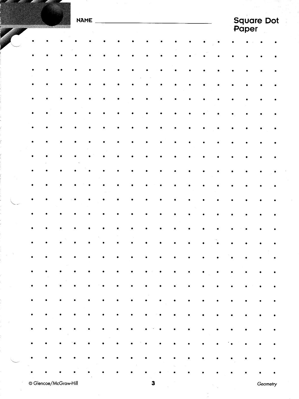 Pindavid Carey On Printables - Only Free Printables | Pinterest - Free Printable Square Dot Paper