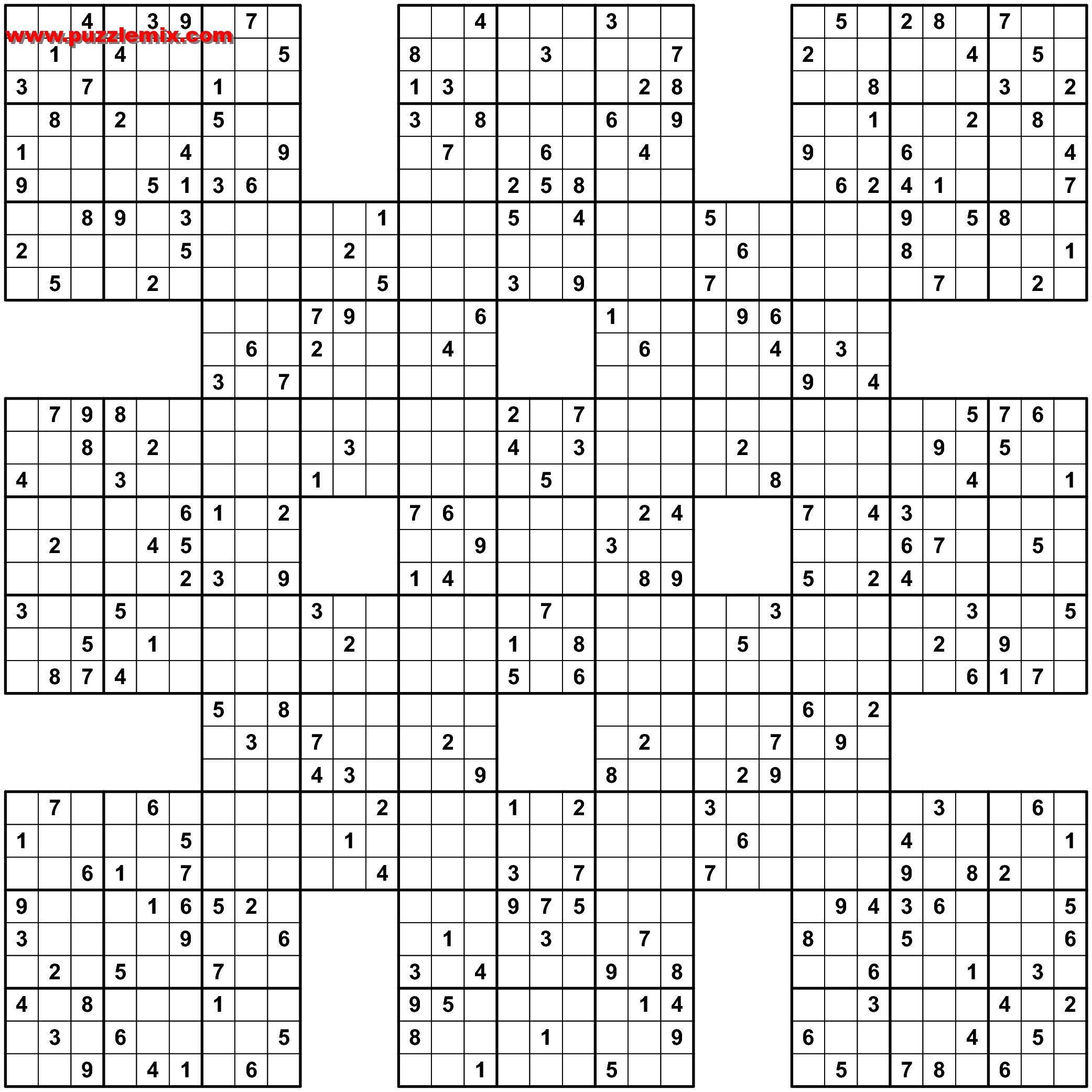 Pindiane Shepard On 13Grid 1 | Pinterest | Sudoku Puzzles, Word - Sudoku 16X16 Printable Free