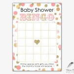 Pinedln On Baby Naz | Baby Shower Bingo, Gold Baby Showers, Baby – Free Printable Baby Shower Bingo Cards Pdf