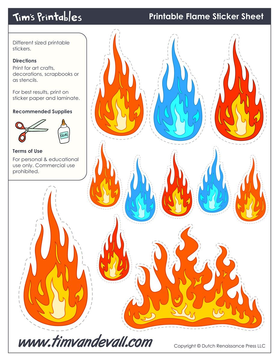 Pinfelicia Shealey On Healthy | Pinterest | Templates Printable - Free Printable Flame Template