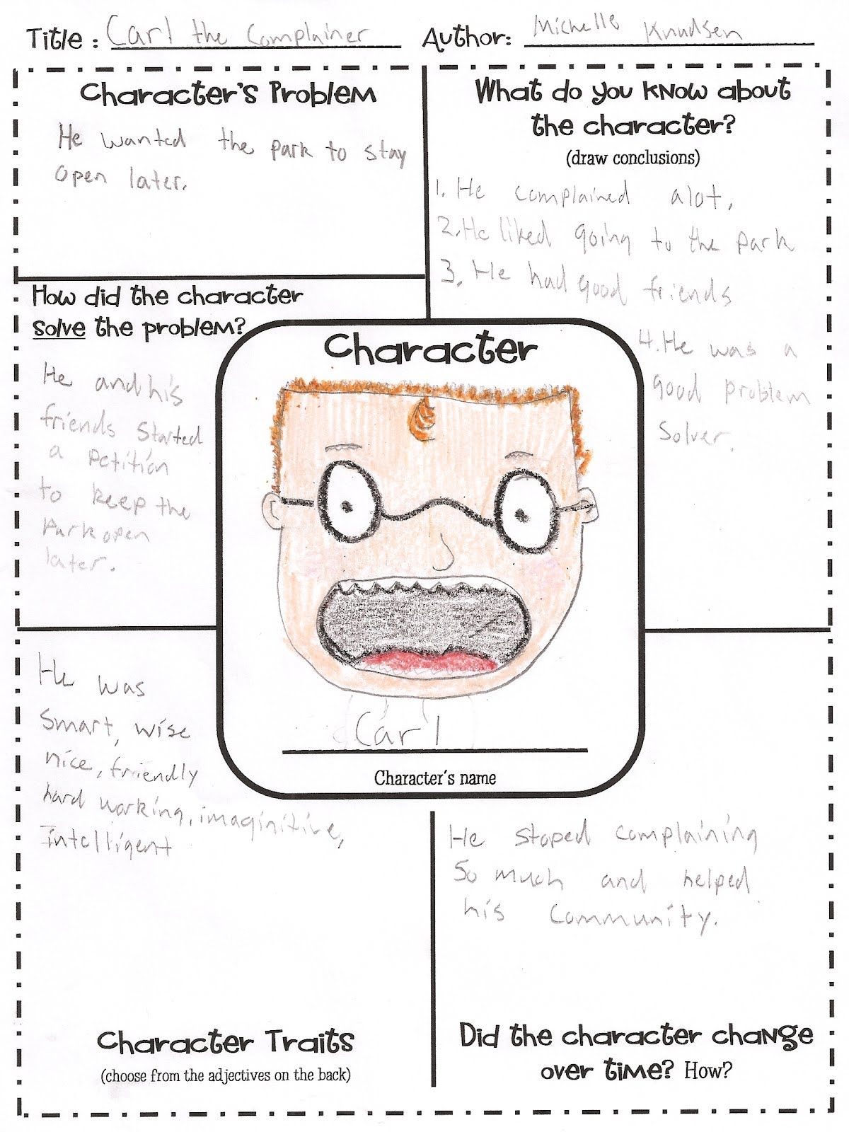 "Pinmelissa Mac Neil On ""a Person's A Person, No Matter How Small - Free Printable Character Map"