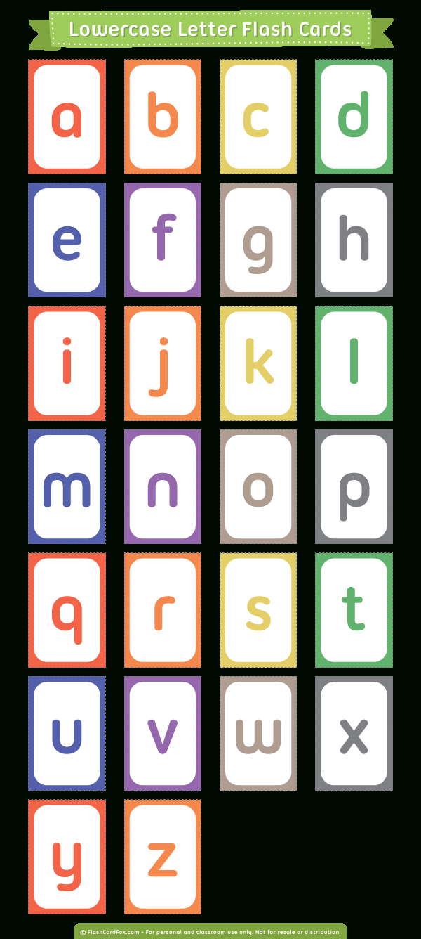 Pinmuse Printables On Flash Cards At Flashcardfox | Letter - Free Printable Ged Flashcards
