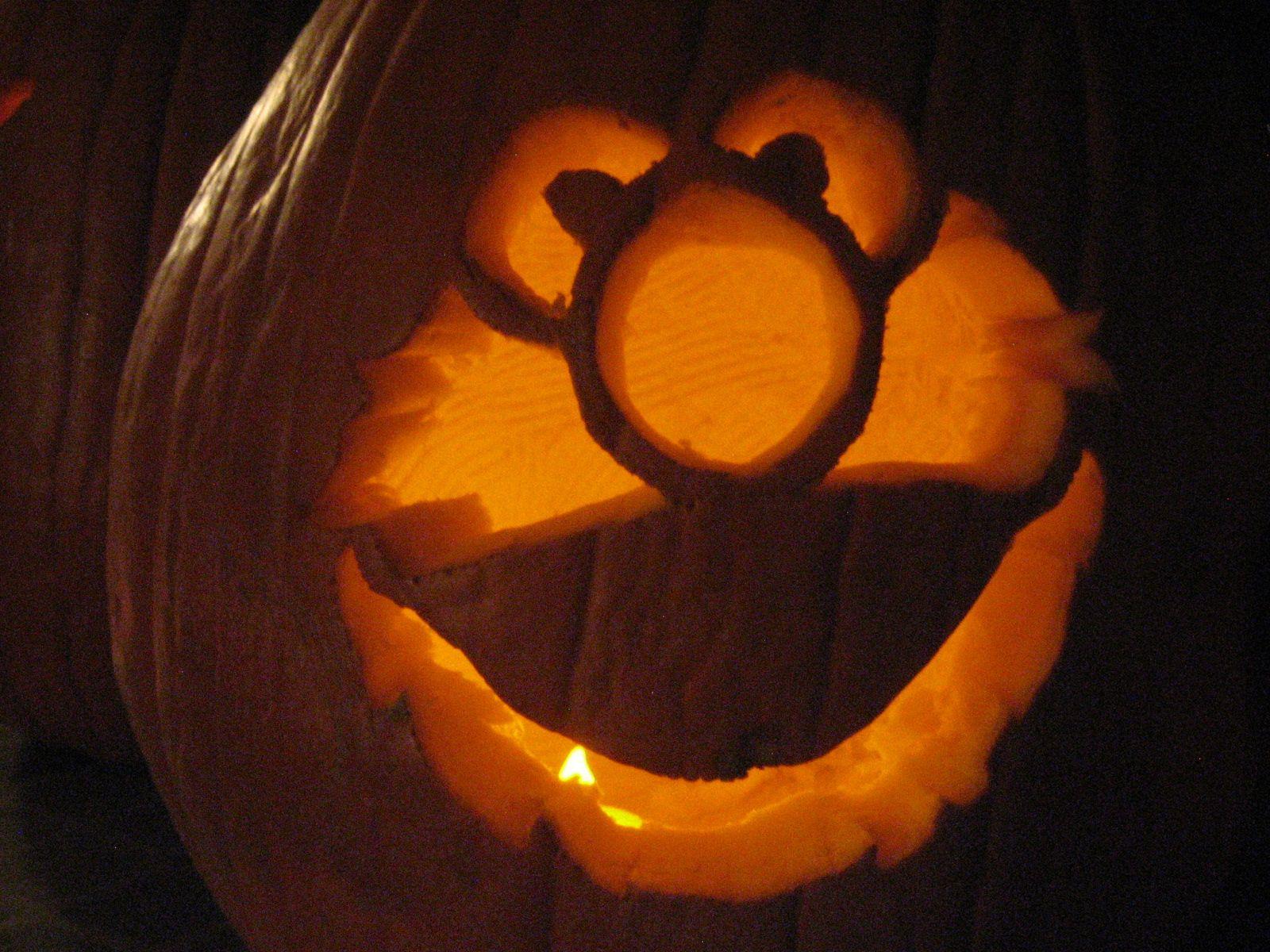 Pinpatricia Fuss On Cute   Pinterest   Holidays Halloween - Free Elmo Pumpkin Pattern Printable