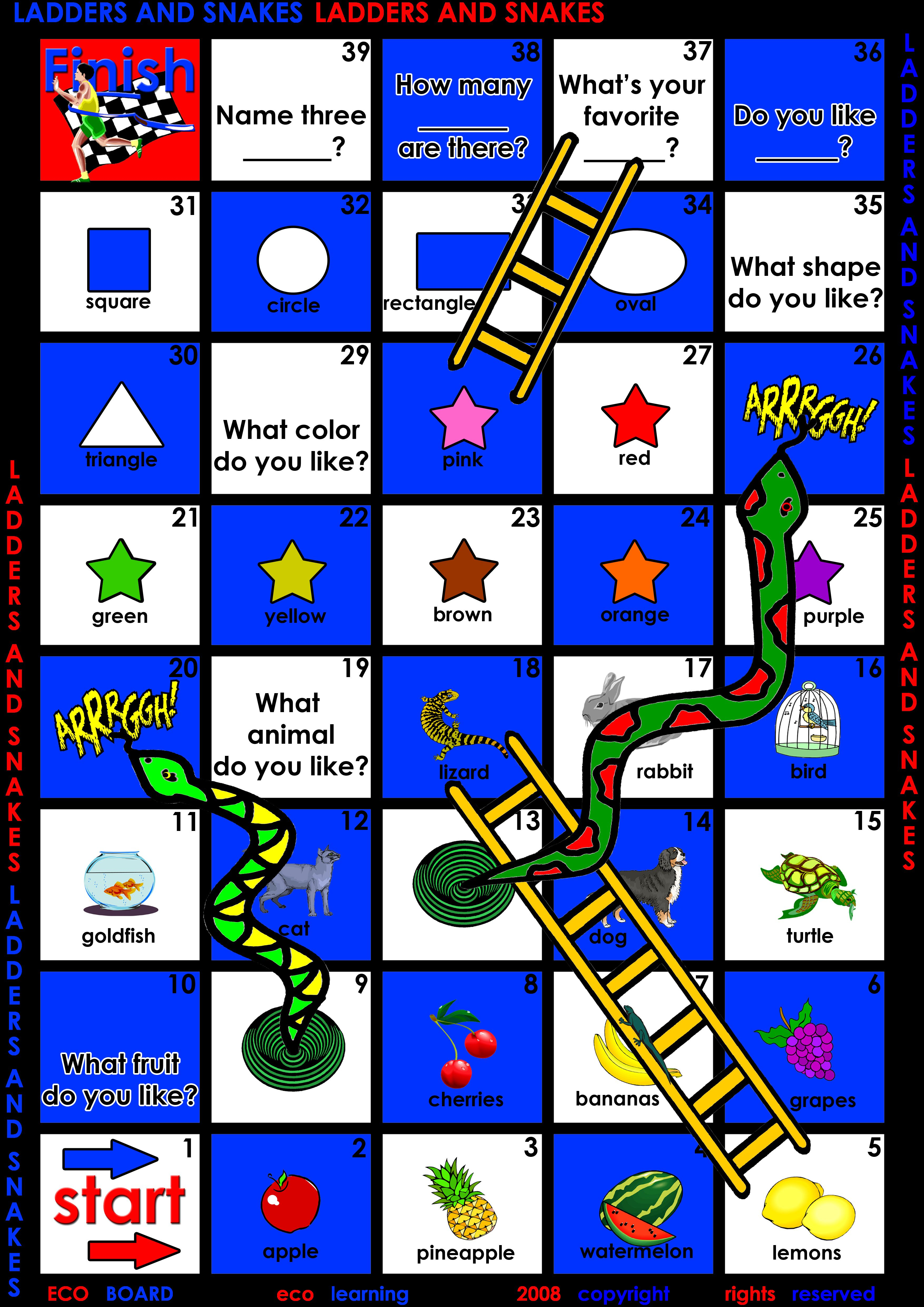 Pinsenia Moon On Boardgames | Pinterest | English Games For Kids - Free Printable Board Games