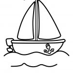 Pinshreya Thakur On Free Coloring Pages | Pinterest | Coloring   Free Printable Boat Pictures