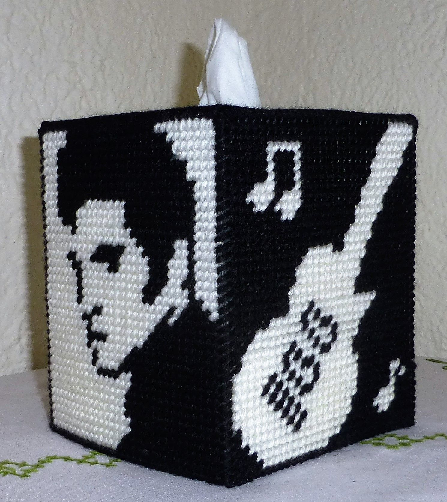 Plastic Canvas Elvis Tissue Box Cover … | Plastic Canvas | Pinte… - Free Printable Plastic Canvas Tissue Box Patterns