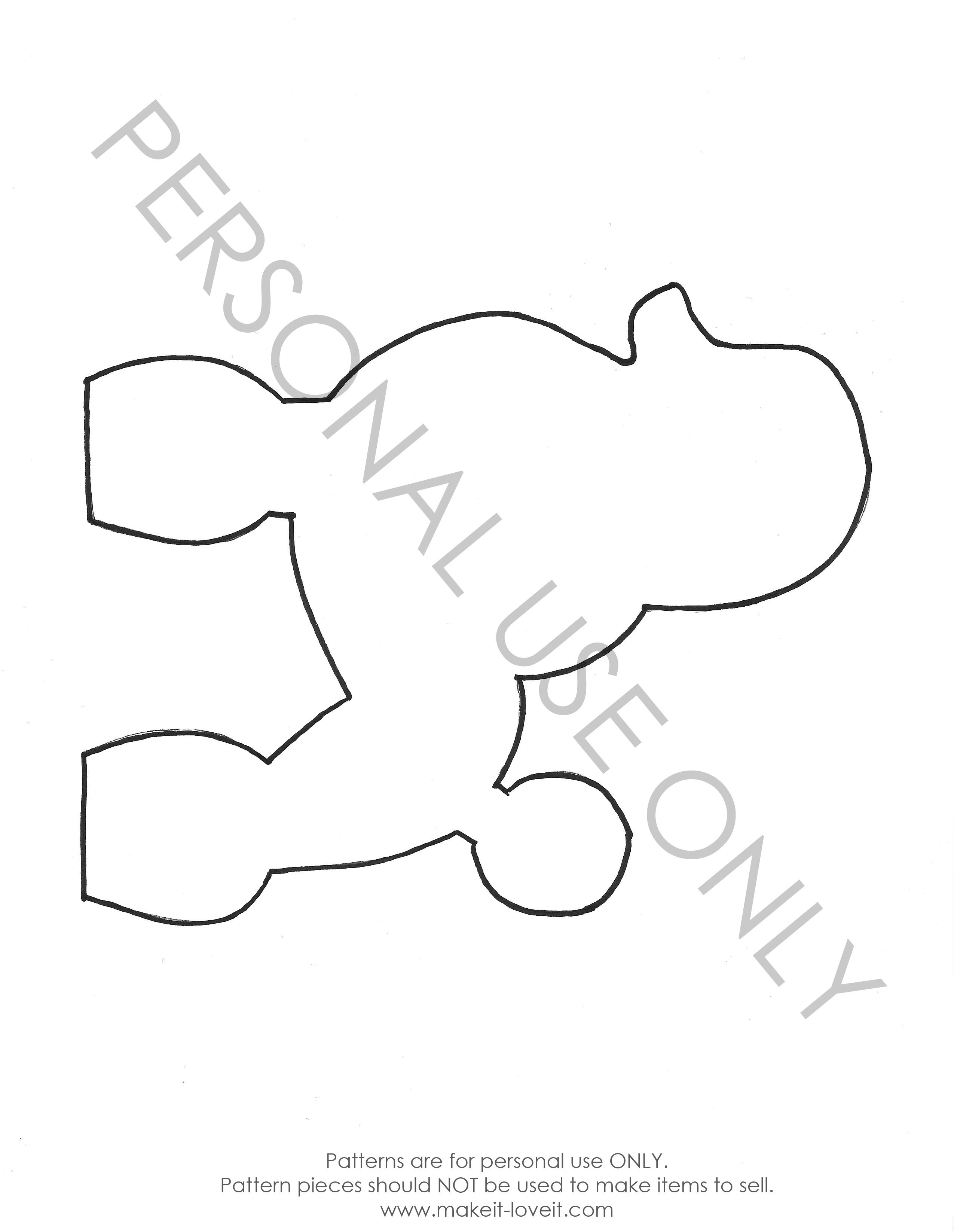 Poodle Outline Printable | Fiscalreform - Free Printable Poodle Template