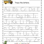 Preschool Alphabet Printables – With Pre Kindergarten Worksheets   Free Printable Writing Sheets