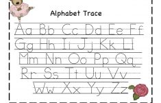 Free Printable Letter Tracing Sheets