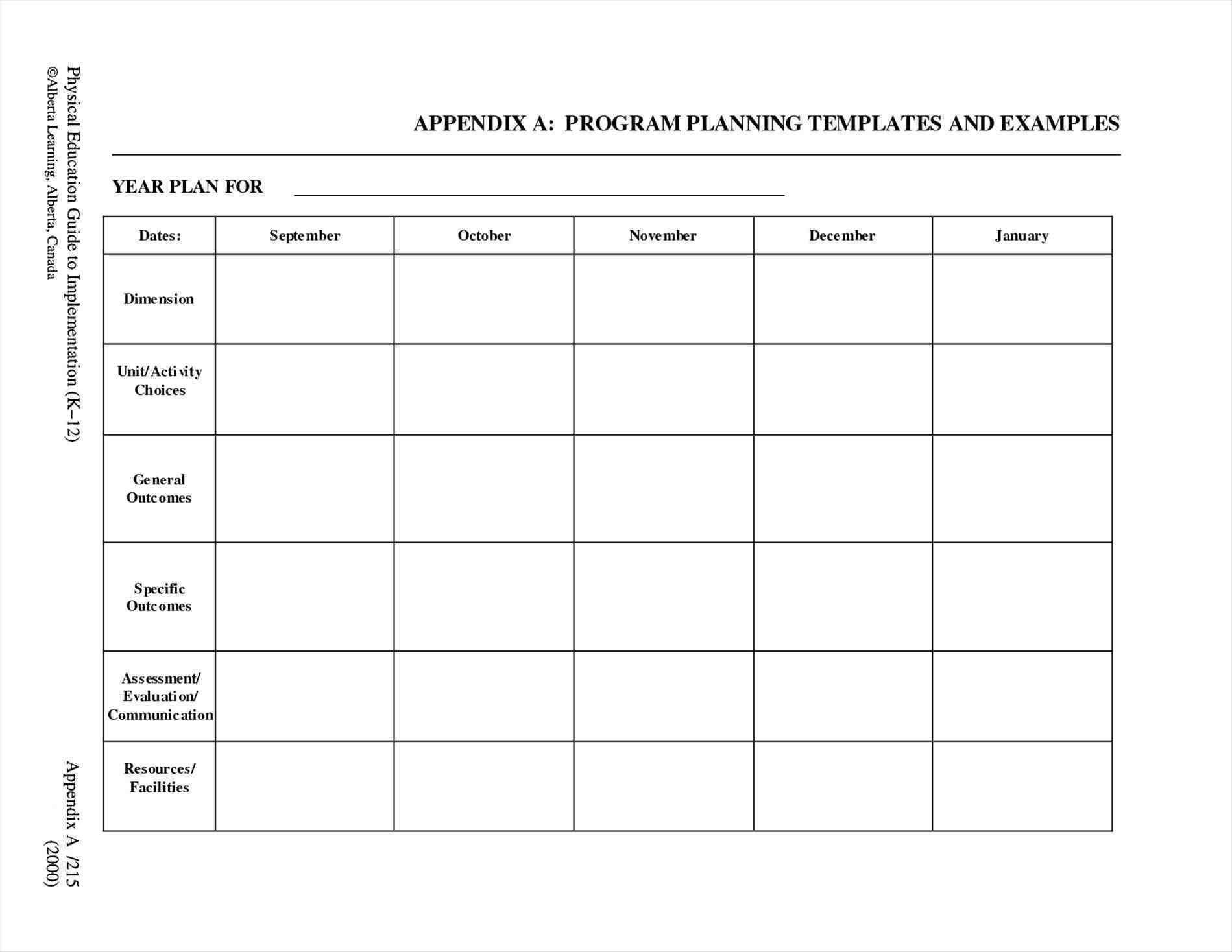 Preschool Lesson Plan Template Professional Free Word With - Free Printable Preschool Lesson Plans