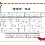 Preschool Printing Worksheets – With Number Also Handwriting   Free Printable Tracing Alphabet Worksheets