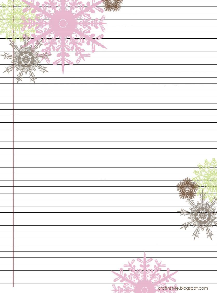Pretty Printable Stationery Free | Stationery Products | Free - Free Printable Stationery Writing Paper