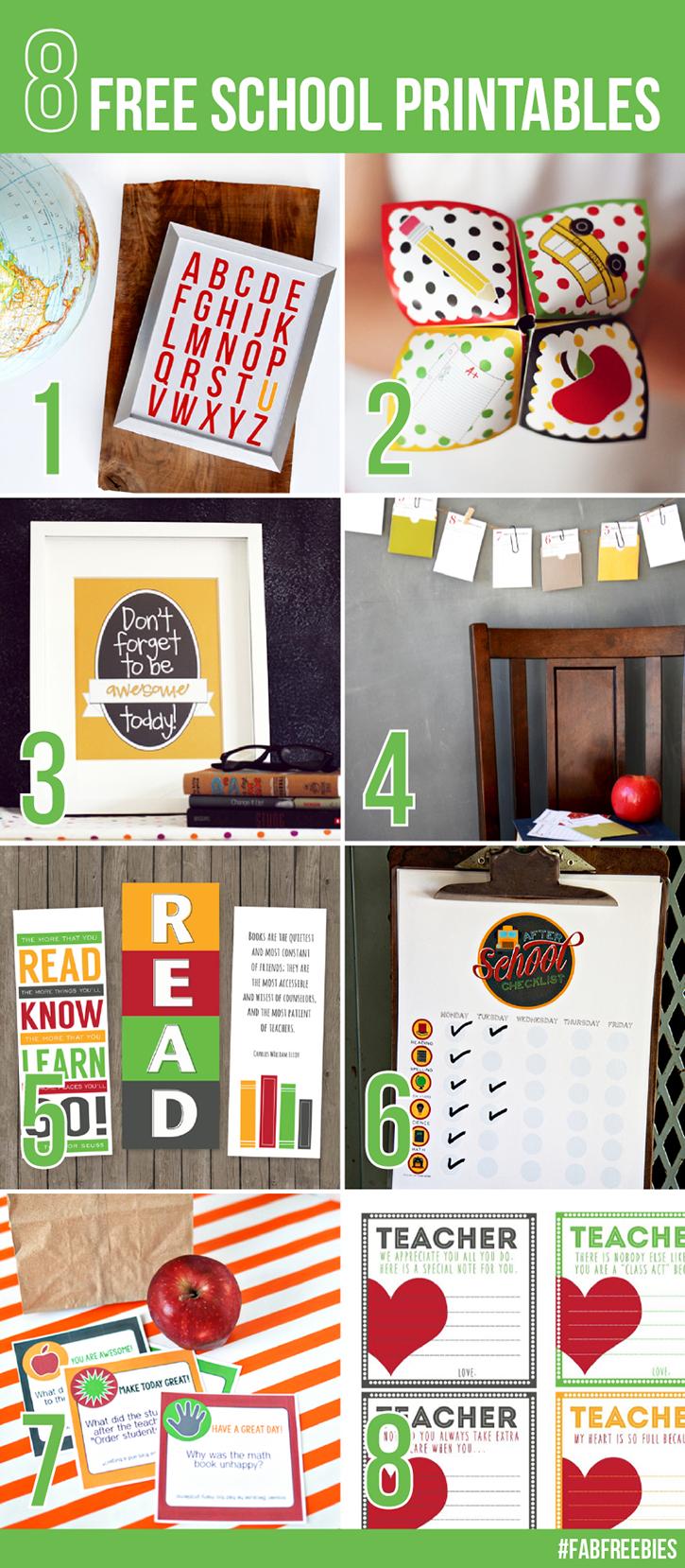 Printable Back To School Bookmarks | Kids Stuff | School, Back To - Free Printable Back To School Bookmarks