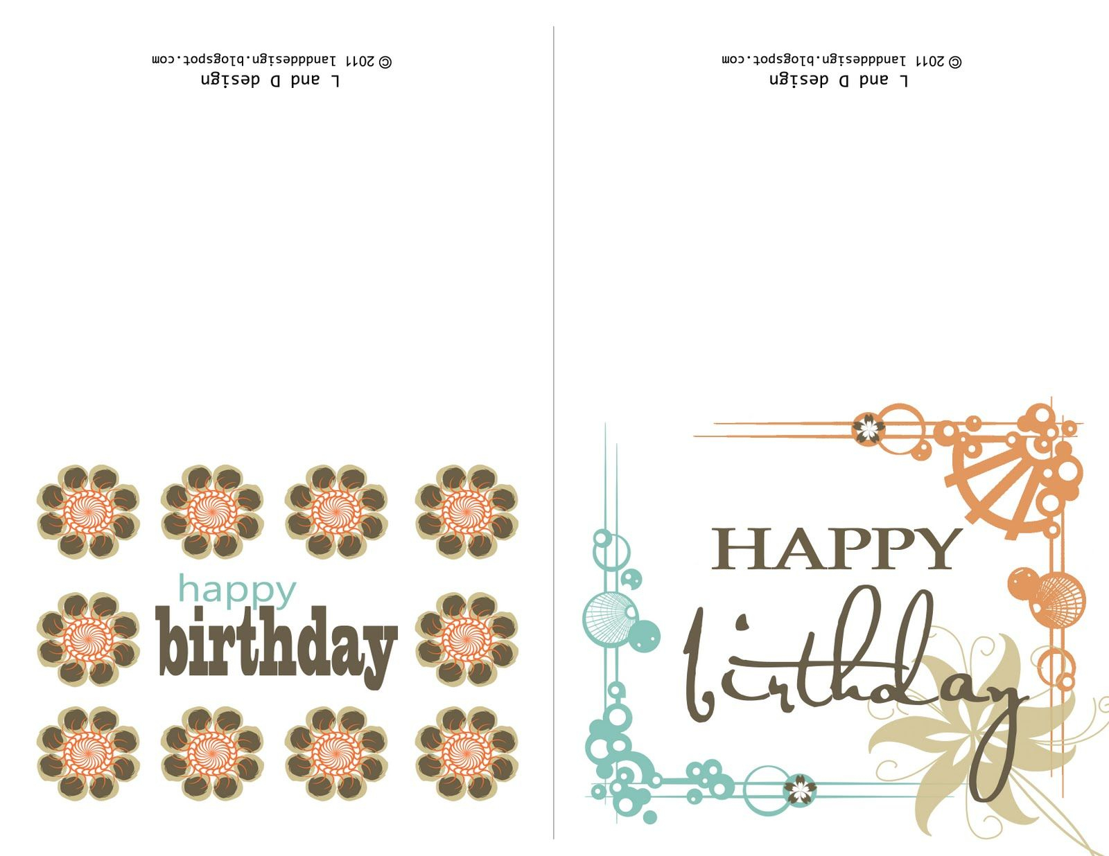 Printable Birthday Cards For Mom | Happy Birthday To You | Pinterest - Free Printable Personalized Birthday Cards