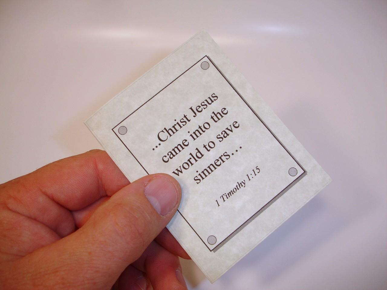 Printable Christmas Bible Tracts – Festival Collections - Free Bible Tracts Printable