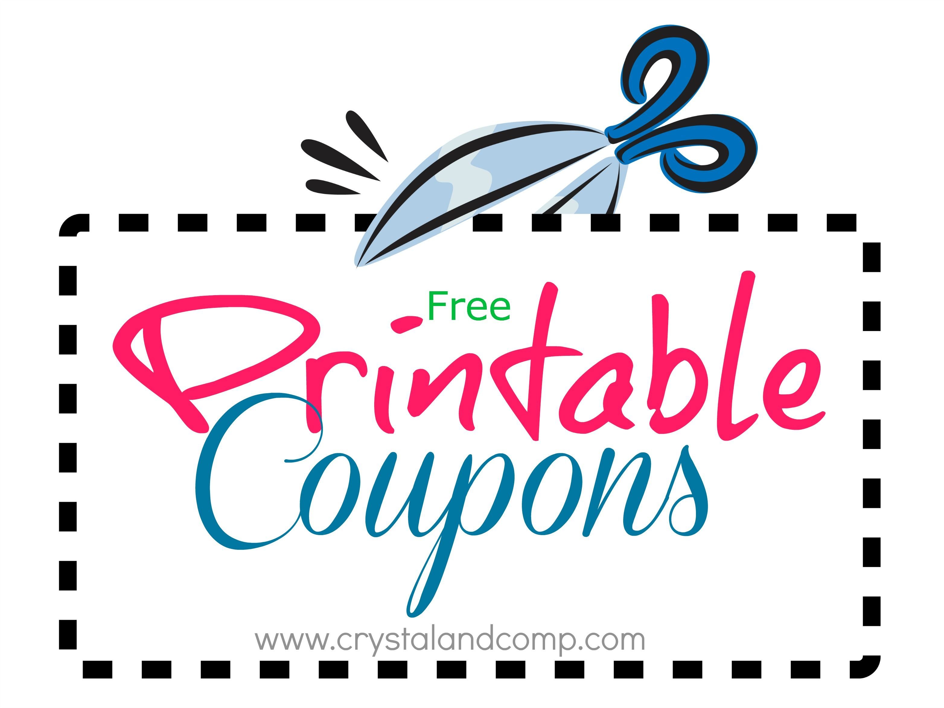 Printable Coupons For Food And Personal Care As Well As Home Items - Free Printable Grocery Coupons