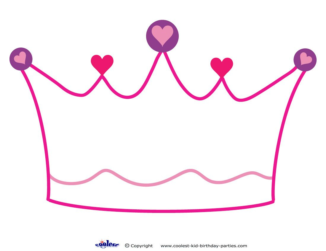 Printable Crown Decoration Coolest Free Printables | Scroll Saw - Free Printable Crown