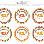 Printable Happy Thanksgiving Tags | Happy Thanksgiving… Free   Free Printable Happy Thanksgiving Banner