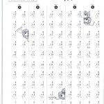 Printable Math Worksheets For 5Th Graders Math Coloring Page   Free Printable Fun Math Worksheets For 4Th Grade