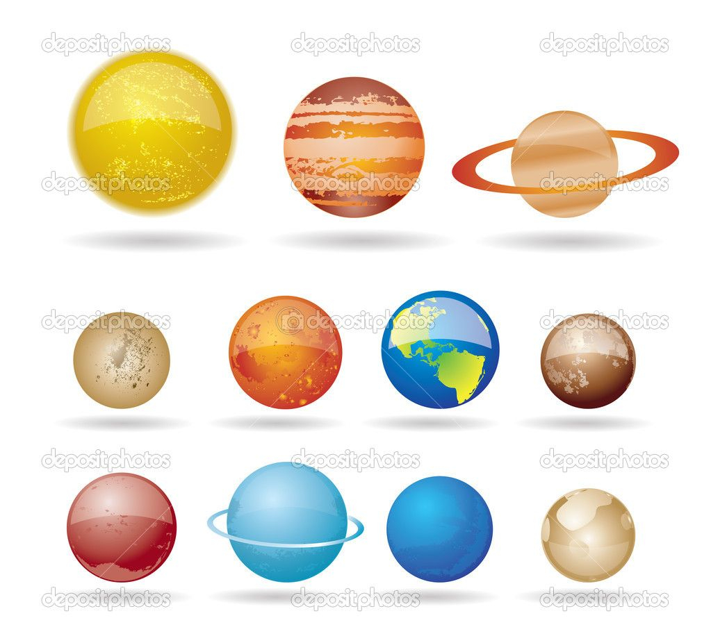 Printable Planets And Solar System Pictures   Printable   Solar - Solar System Charts Free Printable