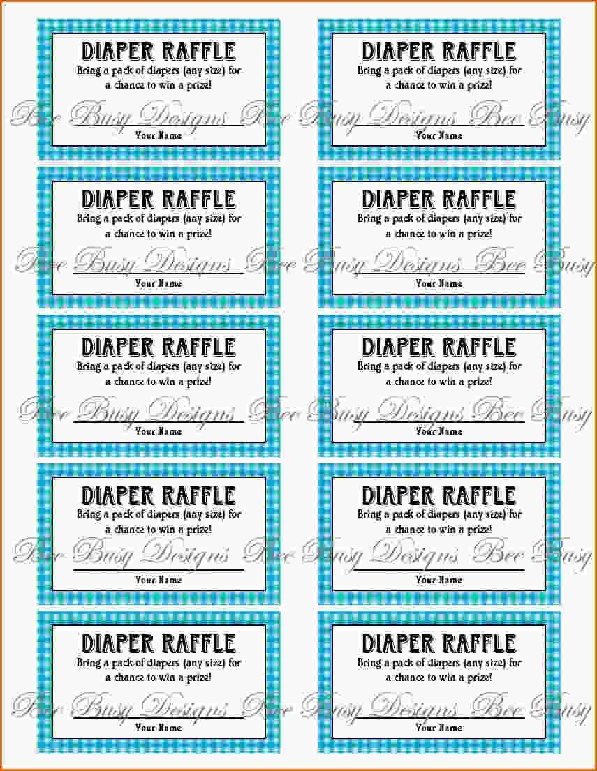 Printable Raffle Tickets Free Template | Lexu.tk - Free Printable Raffle Ticket Template Download