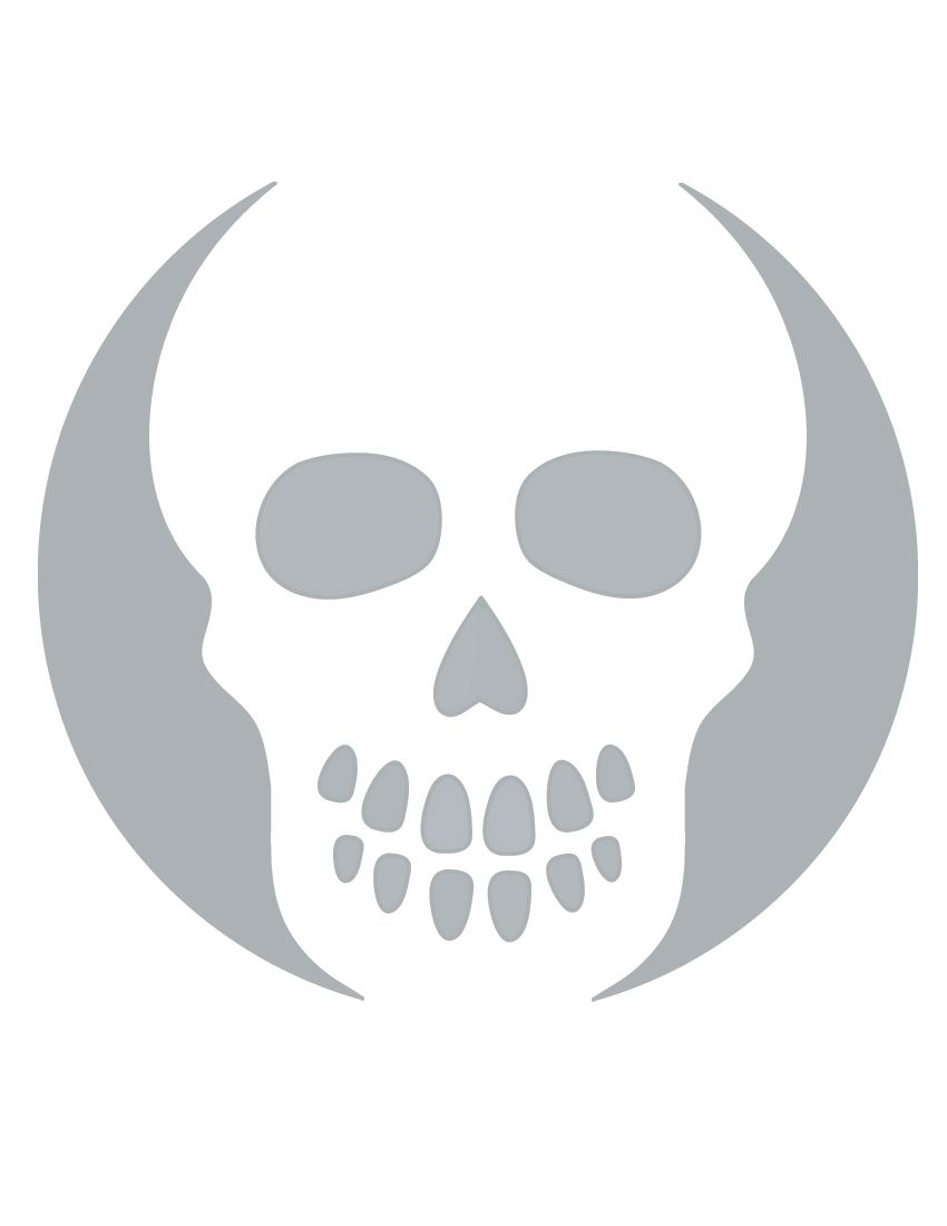 Printable Skull Stencil Coolest Free Printables | Halloween - Pumpkin Templates Free Printable