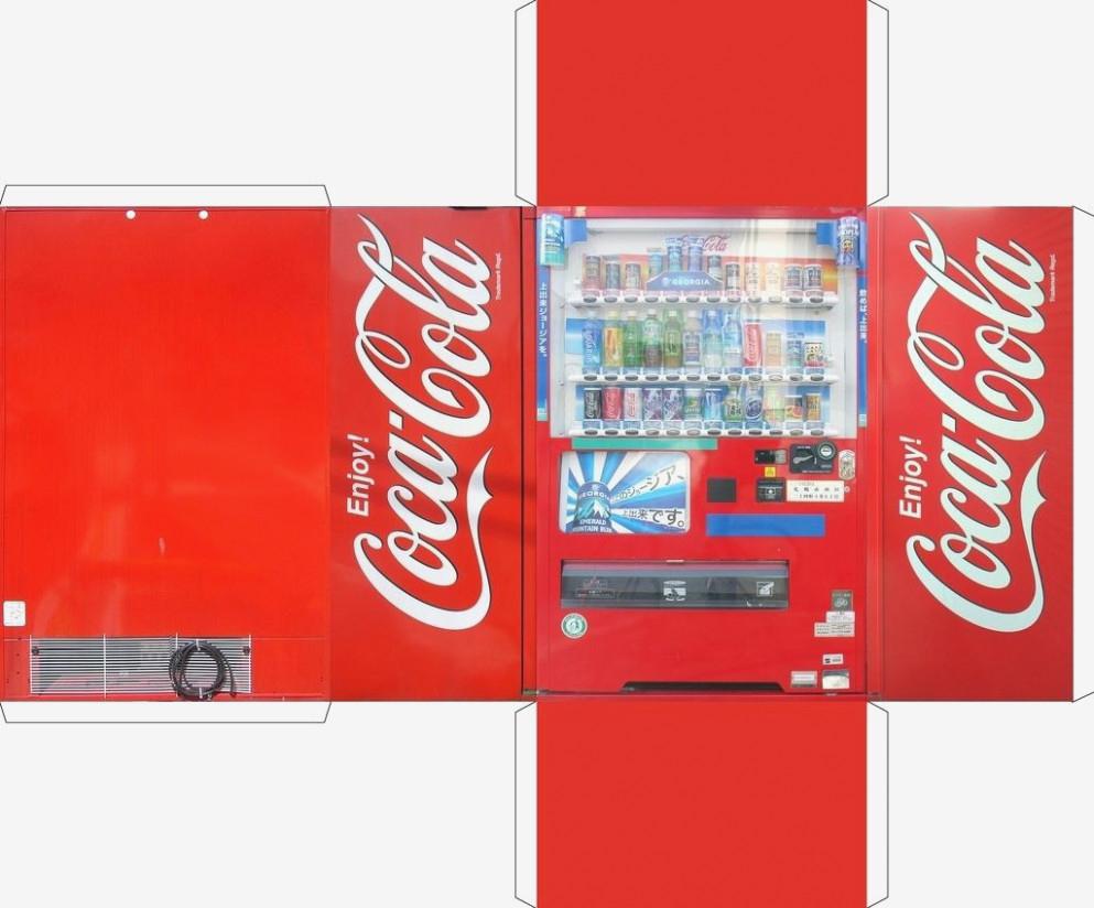 Printable: Soda Machine Labels Printable Free Templates Large Size - Free Printable Soda Vending Machine Labels