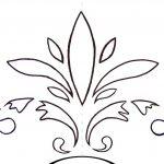 Printable Stencils Pattern | Stencil | Pinterest | Stencils, Stencil   Free Printable Stencil Designs