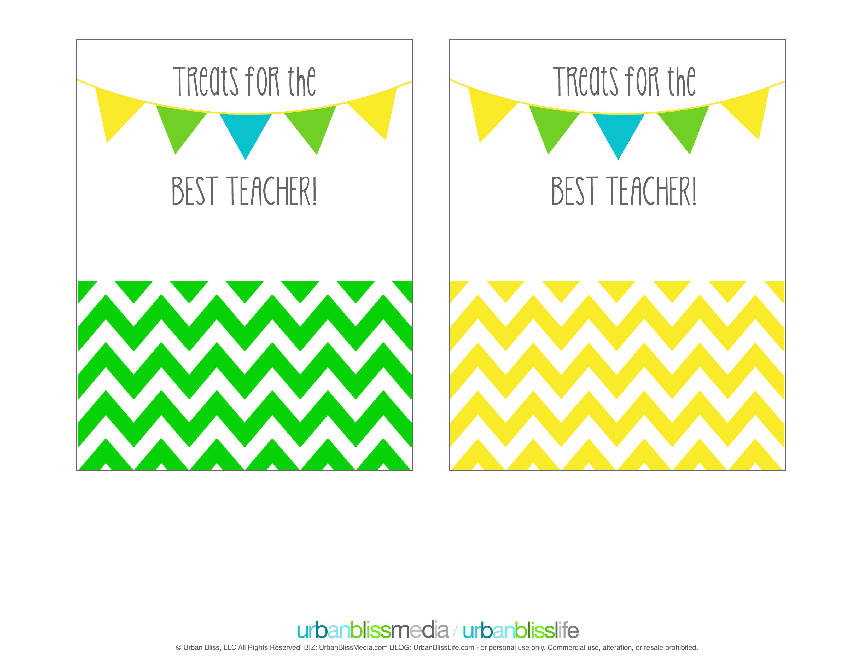 Printable Teacher Appreciation Gift Card Holder | Today's Creative Life - Free Teacher Appreciation Week Printable Cards