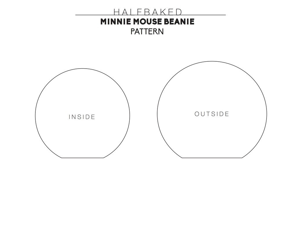 Printable Templates Minnie Mouse Ears Template Online Calendar Ear - Free Printable Minnie Mouse Ears Template