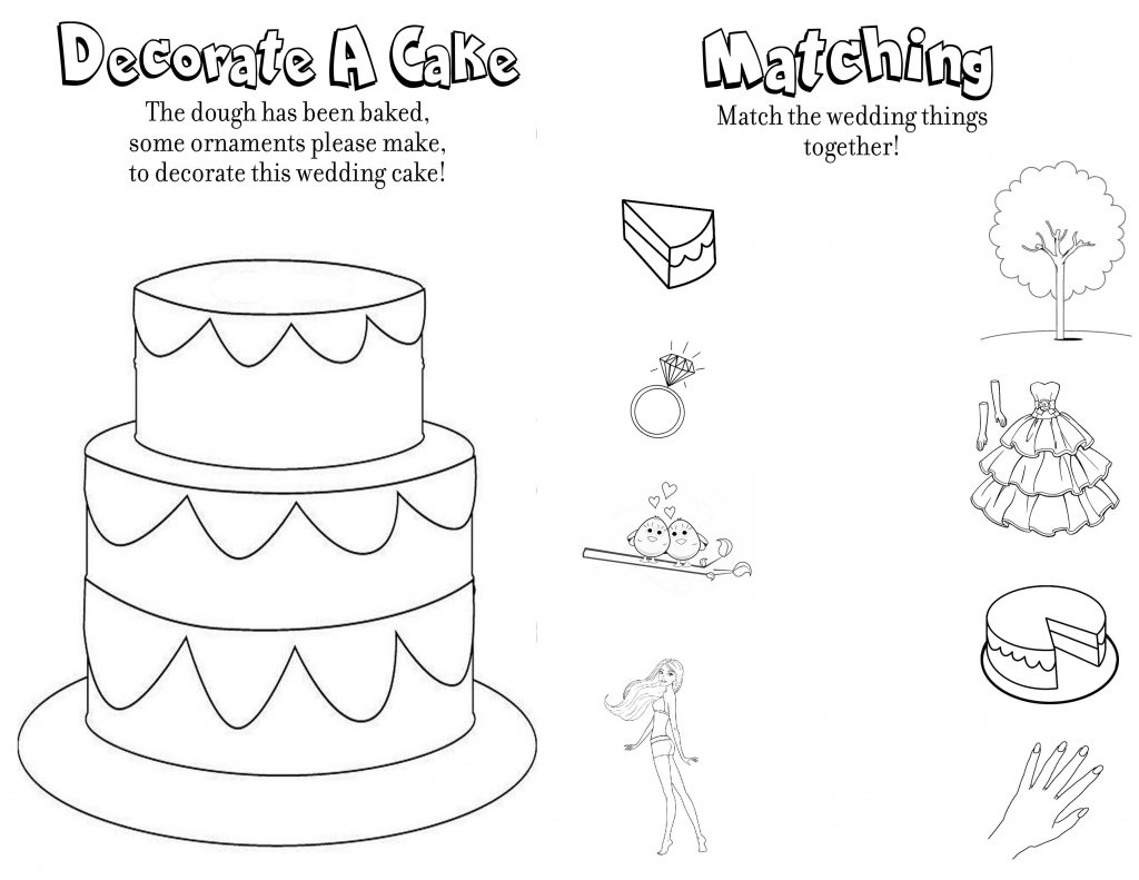 Printable Wedding Coloring Book Pages Free Bo Great Wedding Coloring - Wedding Coloring Book Free Printable