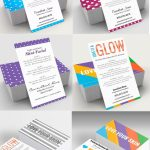 Rodan And Fields Mini Facial Cards. They Are Completely Customizable   Rodan And Fields Mini Facial Instructions Printable Free