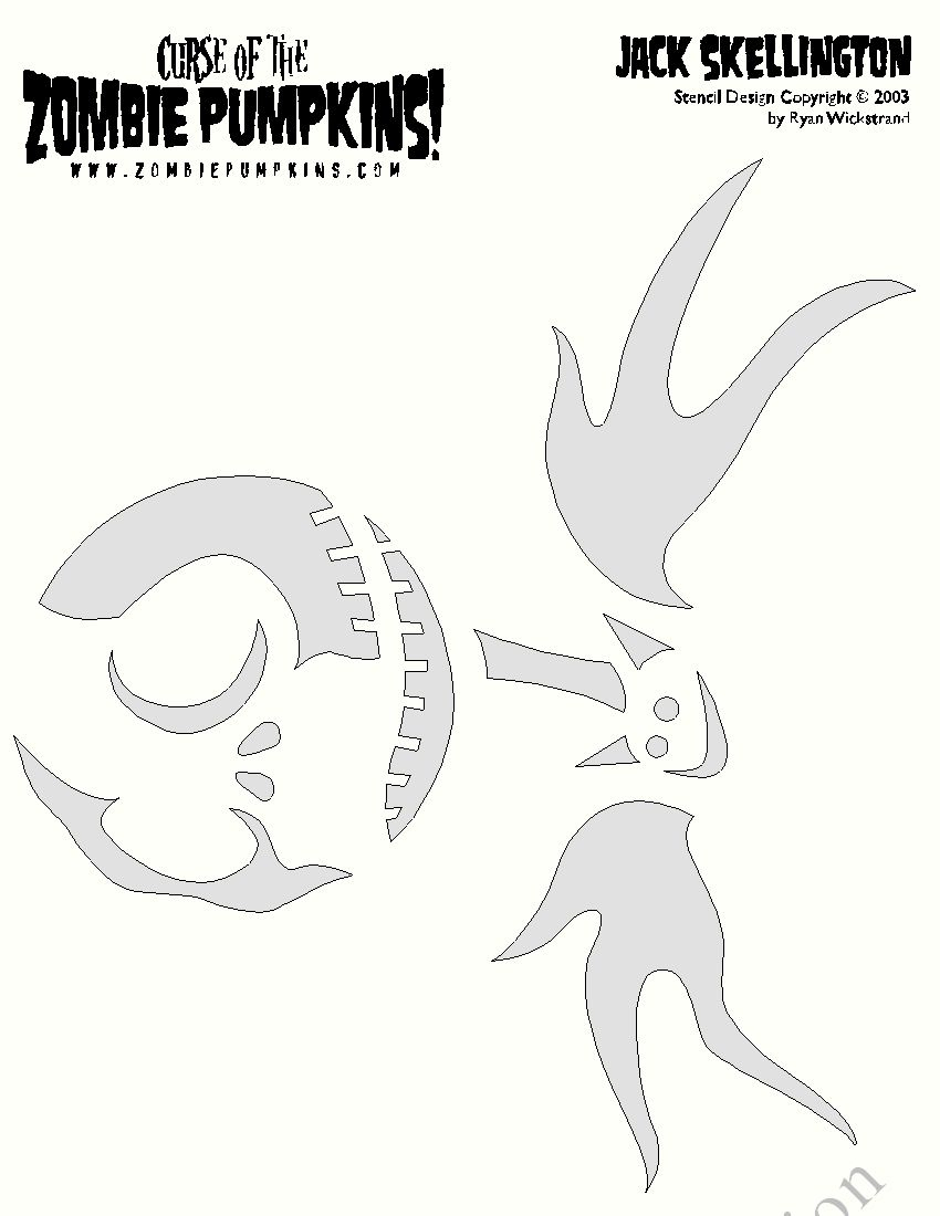 Sally Pumpkin Stencil   Jack+Skellington+Pumpkin+Carving+Designs - Jack Skellington And Sally Pumpkin Stencils Free Printable