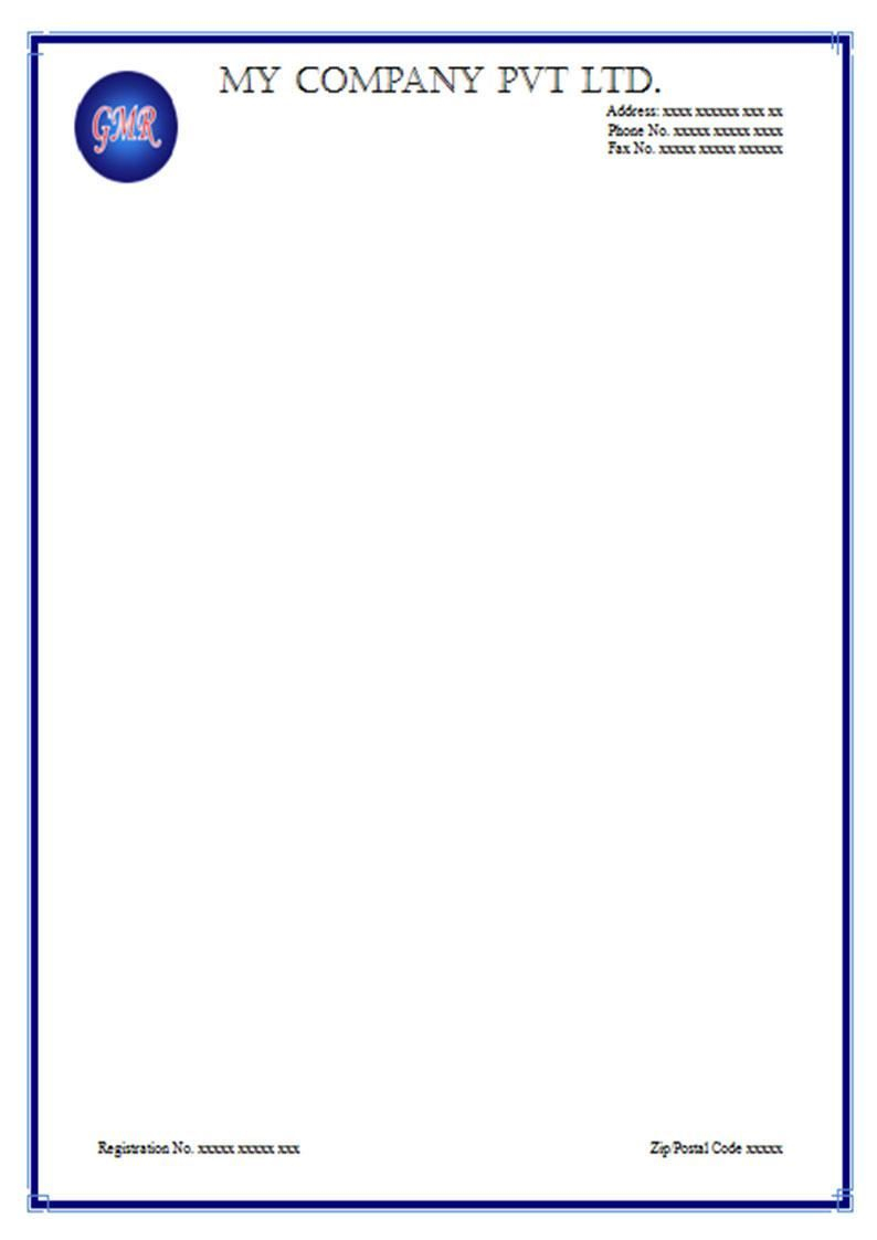 """Search Results For """"Uk Free Letterhead Templates  
